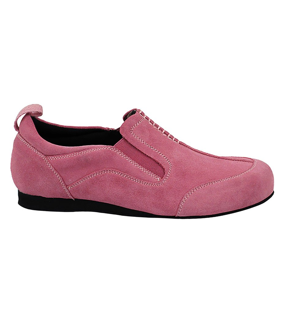 Salón muy fino Salsa Paquete de 17058 tango rosa latino Zapatos de ...