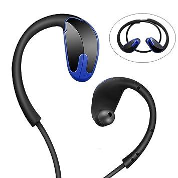 Profesional atleta auricular Bluetooth, auriculares inalámbricos, Bluetooth 4,1 Correr auriculares in-