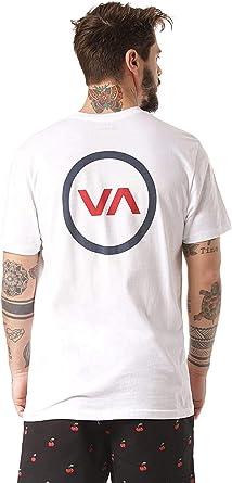 RVCA Va Mod - Camiseta de manga corta: Amazon.es: Ropa y accesorios