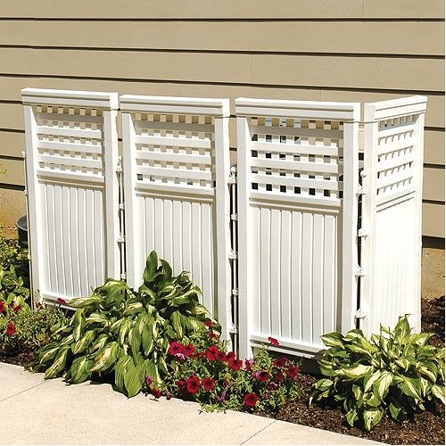 Outdoor Screen Enclosure 4 pc. pk.