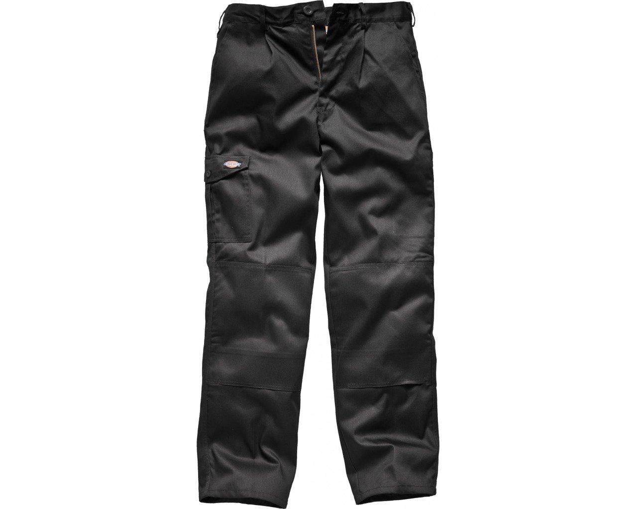 X-Large Taille fabricant: 44UK//54FR Dickies WD884 Pantalon de travail Noir