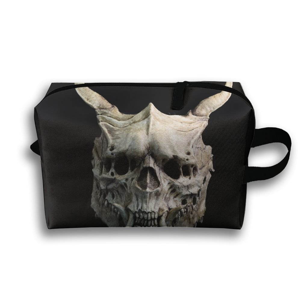 1691e3dd0476 hot sale Skull Mask Small Travel Toiletry Bag Super Light Toiletry ...
