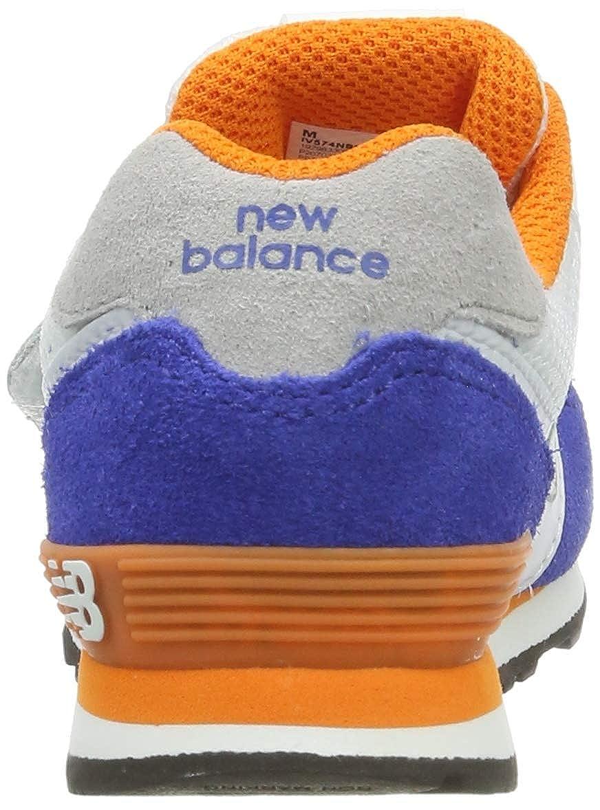 Scarpine prima infanzia New Balance 574 Formatori Bimbo Scarpe e ...