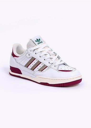 adidas Tennis da Uomo Super Sneakers, (WhiteCyber Metallic