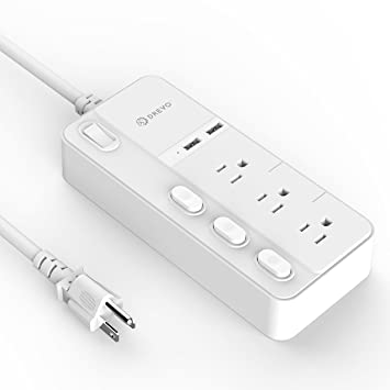 Review DREVO Surge Protector Power