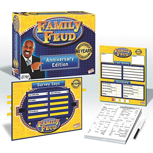 family feud board game instructions - 9
