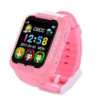 Children Bluetooth Smart Watch Waterproof Baby Safe Anti ...