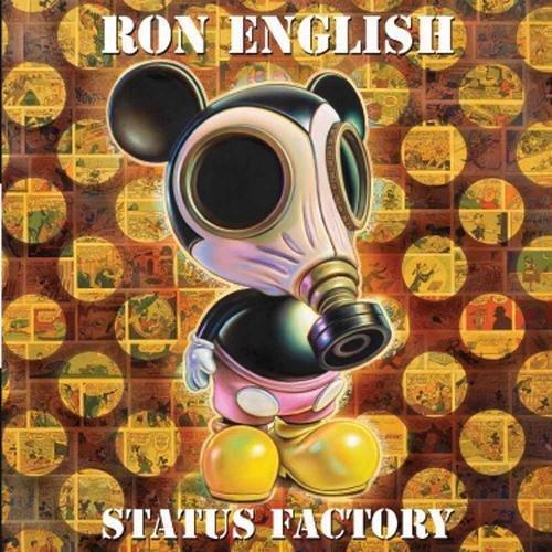 Status Factory: The Art Of Ron English: Amazon.es: English ...
