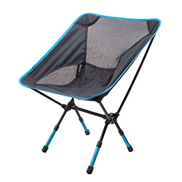 Bestblue Height-adjustable Foldable C& Mantis Chair (Lightblue)  sc 1 st  Amazon.com & Amazon.com : Bestblue Height-adjustable Foldable Camp Mantis Chair ...