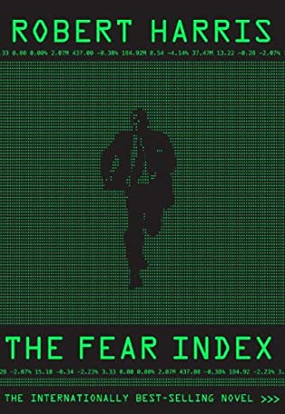 book cover of The Fear Index