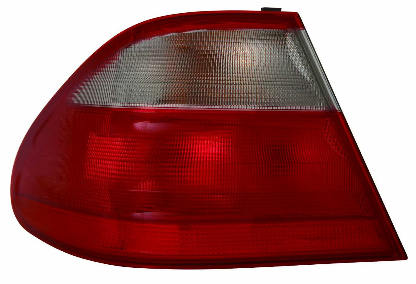 Mercedes Benz Clk 320 430 55 98-03 Outer Tail Light With Bulb Lh 208 820 03 64 DEPO 4333243002