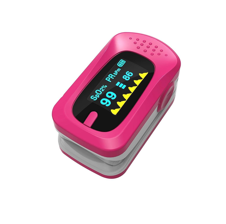 Anna & Joe Digital dedo oxímetro de pulso Tensiómetro Frecuencia Cardíaca Oximetro Portable Herramienta de diagnóstico de dispositivos Médicos: Amazon.es: ...