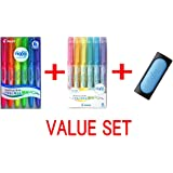 Pilot Frixion 6 Color Eraser Value set ( 3 Items)
