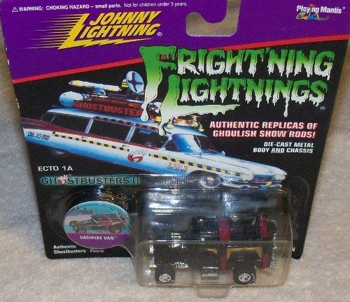 Johnny Lightning Frightning Lightning GHOSTBUSTER II Vampire Vampire Vampire Van by Playing Mantis 357985