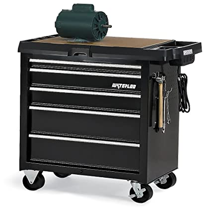 Review Waterloo 5-Drawer Project Center