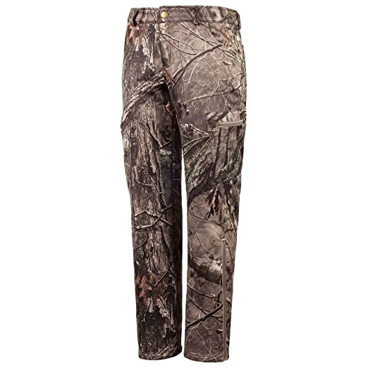 9323089f0c95d Amazon.com : Huntworth Ladies Mid Weight Bonded Hunting Pants : Clothing