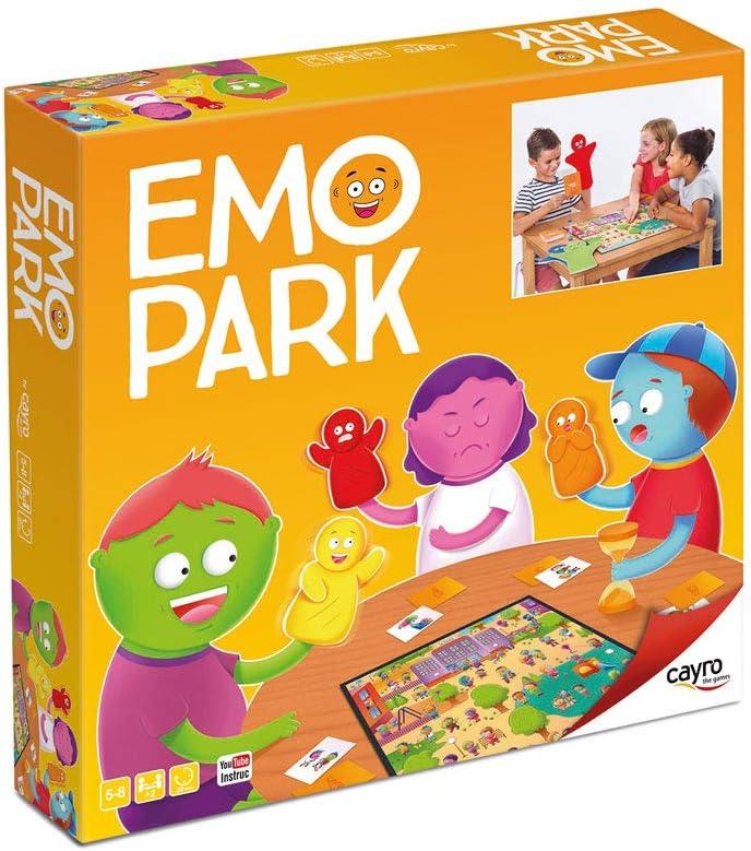 Amazon.es: Cayro - Emo park - Juego de observación y ...