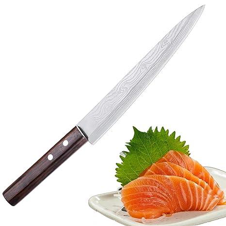 Amazon.com: Cuchillo para deshuesar de 6 pulgadas, cuchillo ...