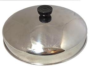 "Revere Ware Cookware Dome Stock Pot Lid 10 3/8"" Outside Diameter Fits 10"" Inside Diameter Dutch Oven"