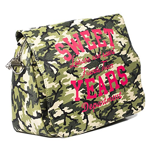 Years Camouflage Sac Fly 2475 Homme Mod Rouge Sweet zgdwTw