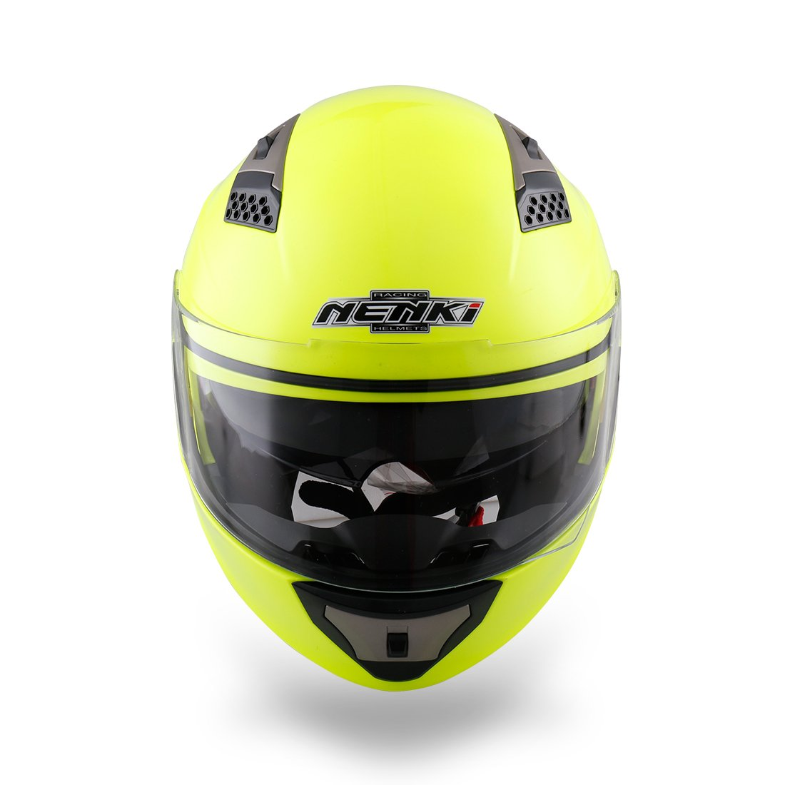 cyclomoteur Casque modulable pour moto Casque de moto NENKI NN-860/ scooter