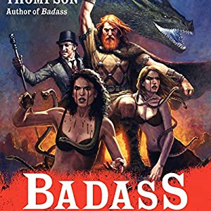 Badass: The Birth of a Legend Hörbuch