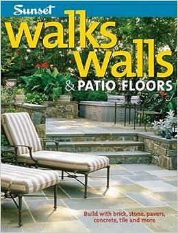 Book Walks, Walls & Patio Floors