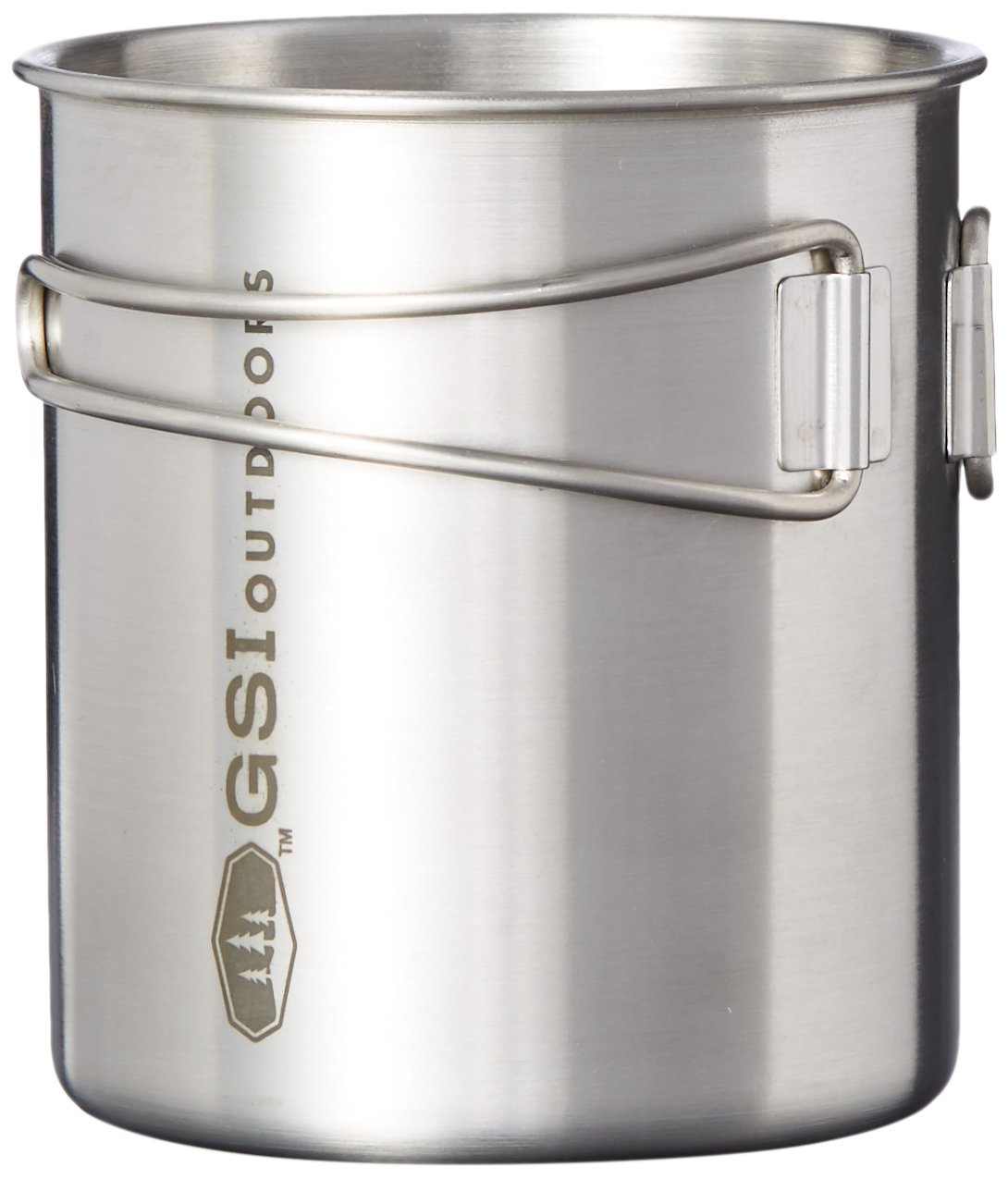 Gsi Outdoors Glacier Stainless Bottle Cup, Large Inc. 68215