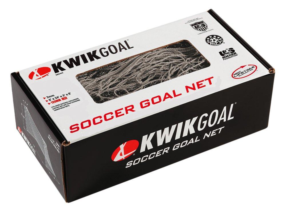 Kwik Goal 3mm Soccer Net in Box