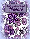img - for My Finances and Budget Planner (Jumbo Dimensions *8 x 11* More Room to Write-Bill Planner) (Volume 26) book / textbook / text book