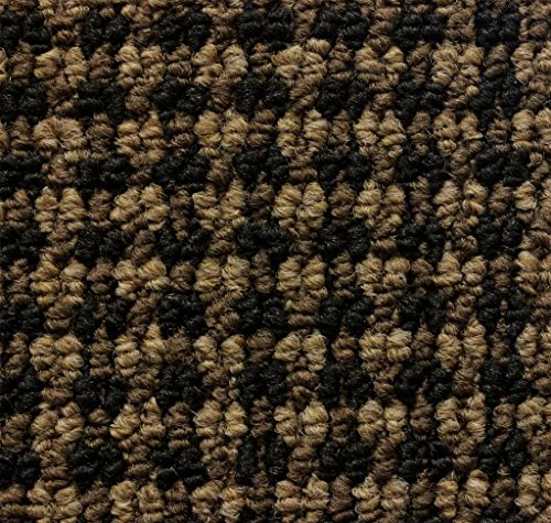 12'x20' Tahoe Lava Rock Indoor Durable Level Loop Area Rug with a Repeat Pattern for the Home