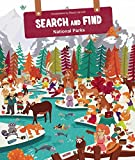Search and Find National Parks (Search and Find (Auzou Publishing))