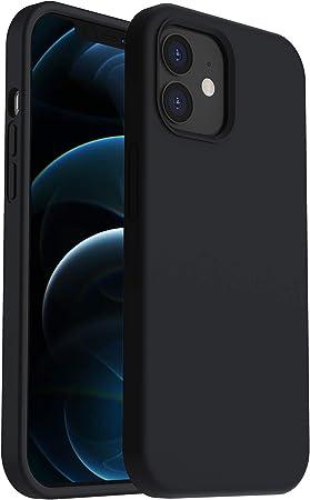 Ornarto Silikon Hülle Kompatibel Mit Iphone 12 Mini Elektronik
