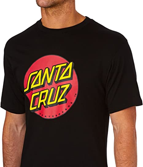 SANTA CRUZ Classic Dot – Camiseta para Hombre