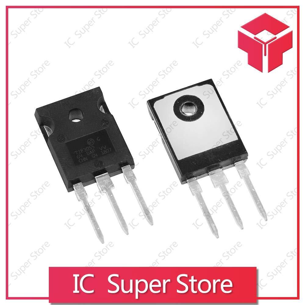 Laliva 20pcs/lot TIP3055 TIP30 3055 TO-247 15A 100V NPN transistor