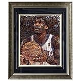 Amare Stoudemire Mosaic 16x20 Photo Framed