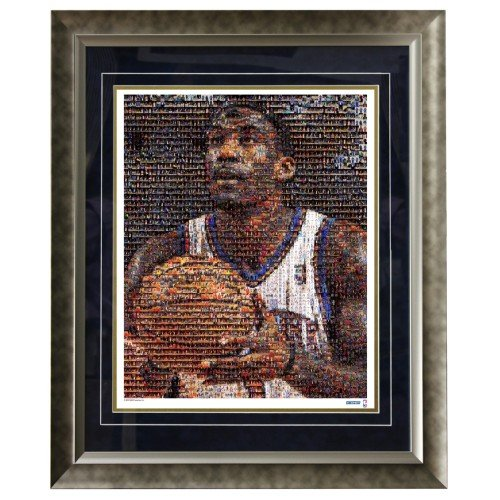 Amare Stoudemire Mosaic 16x20 Photo Framed by Biggsports