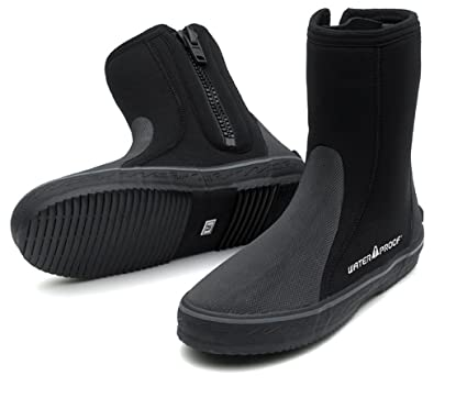 816bf30c8504 Amazon.com   Waterproof B2 6.5mm Boots   Sports   Outdoors