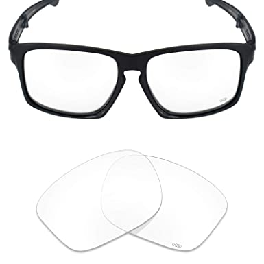 63ac03aff6f Mryok+ Polarized Replacement Lenses for Oakley Sliver F Folding - HD Clear