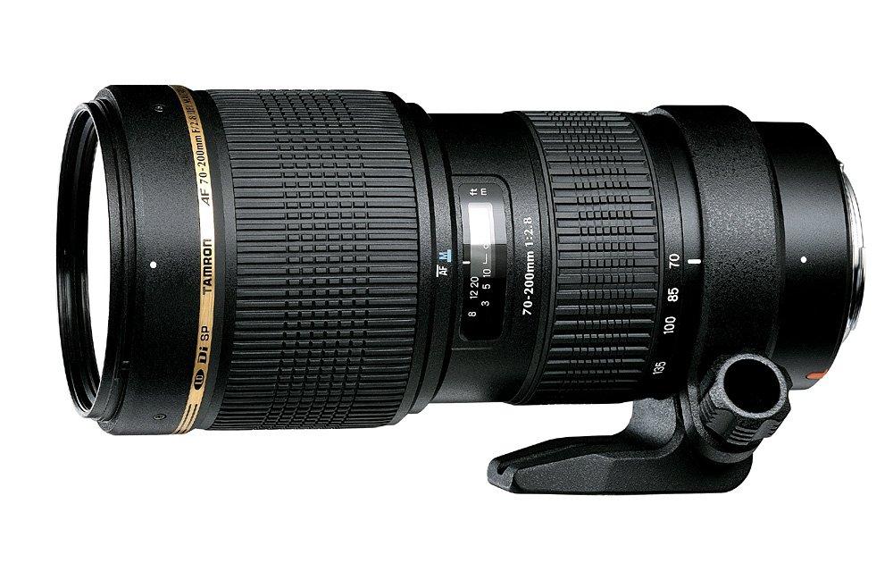 Negro Distancia Focal 70-200mm, Apertura f//2.8, Zoom /óptico 2,8X,Macro, di/ámetro: 77mm Tamron A001P 70-200//2,8 DI LD Macro Objetivo para Pentax
