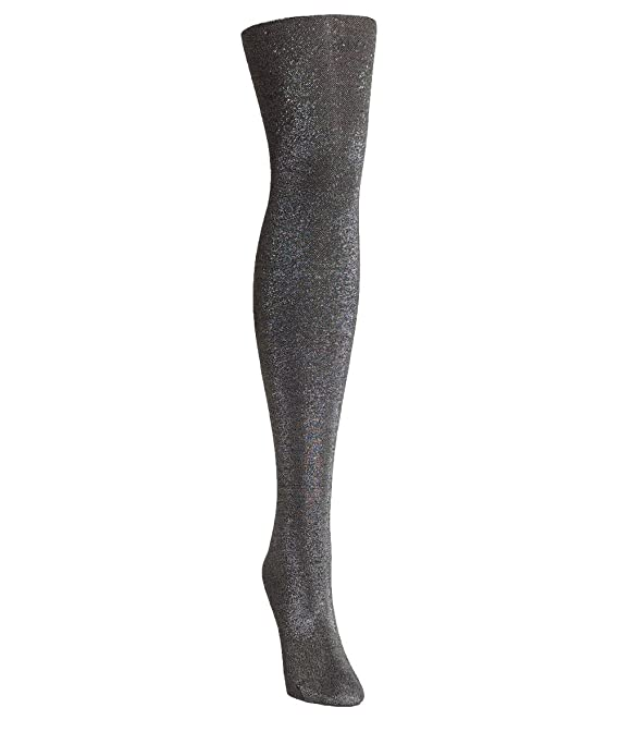 99e8b5a18 MeMoi Stockholm Glitter Tights - Beautiful Glam Legwear for Women at Amazon  Women s Clothing store