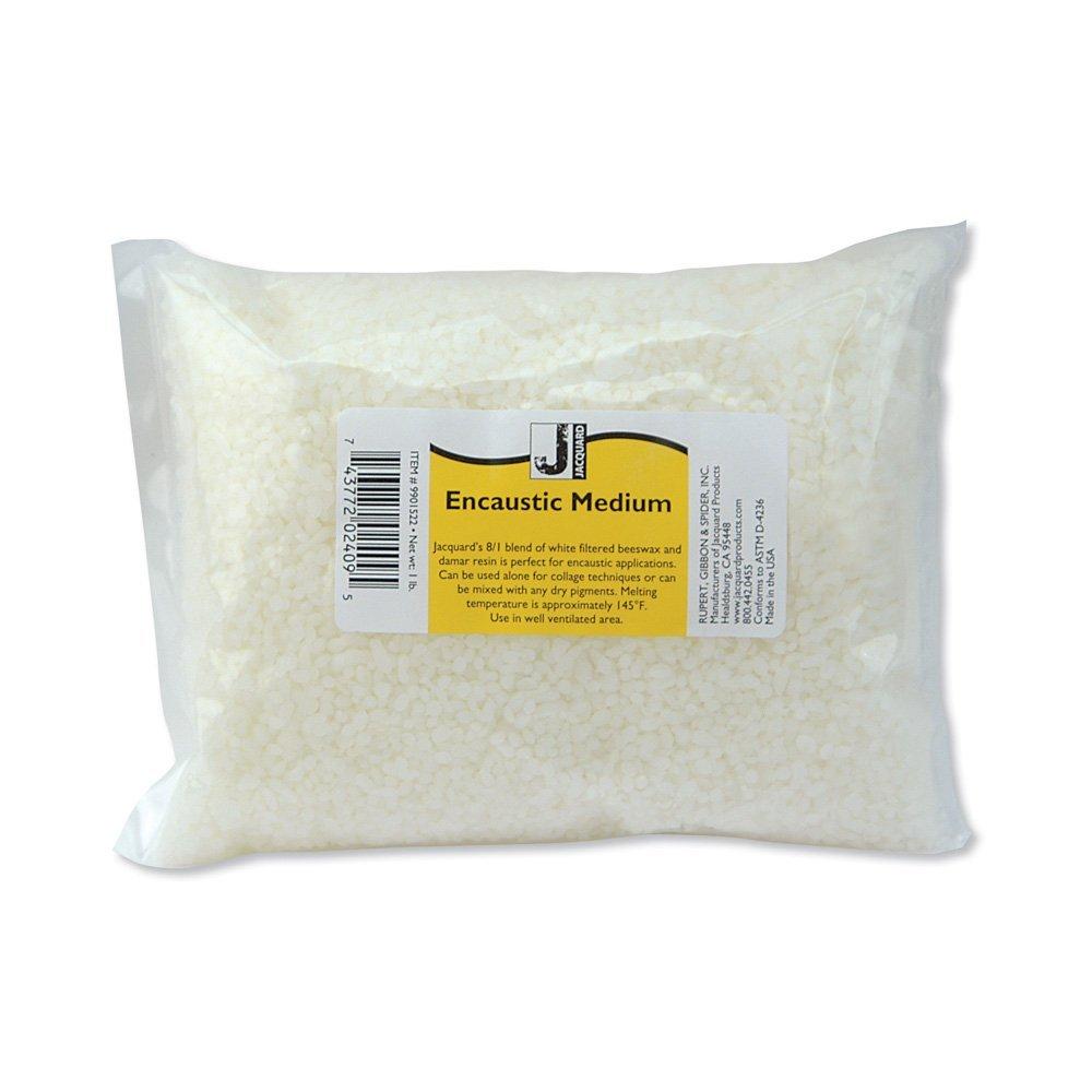 Jacquard Encaustic Medium Wax 1lb RUPERT GIBBONS & SPIDER 9901522