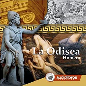 La Odisea [The Odyssey] Audiobook