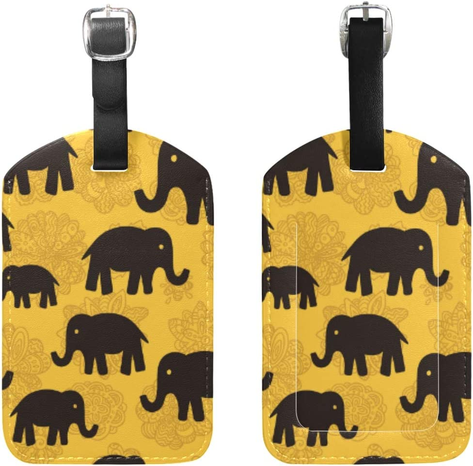 Valise bagage Tag ELEPHANT COLLECTION 3