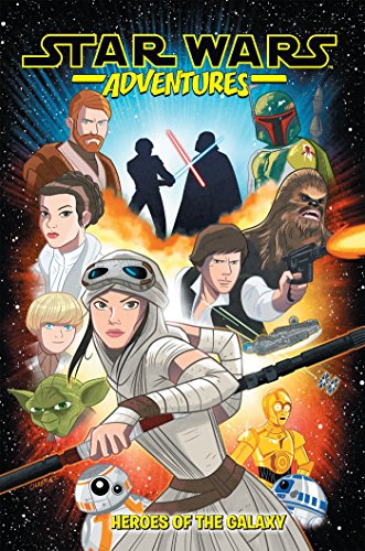 Star Wars Adventures Vol. 1: Heroes of the (Star Wars Adventures)