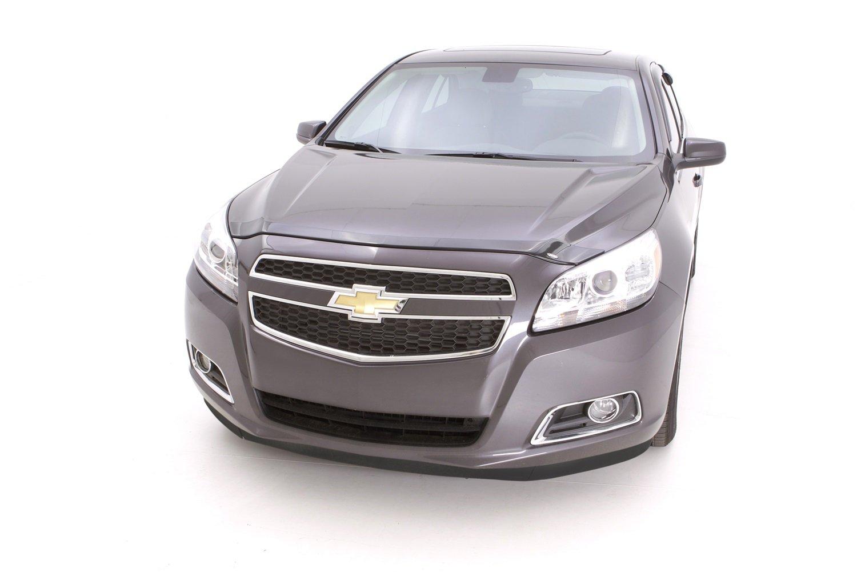 Auto Ventshade 322058 Aeroskin Flush Mount Dark Smoke Hood Protector for 2013-2018 Chevrolet Malibu