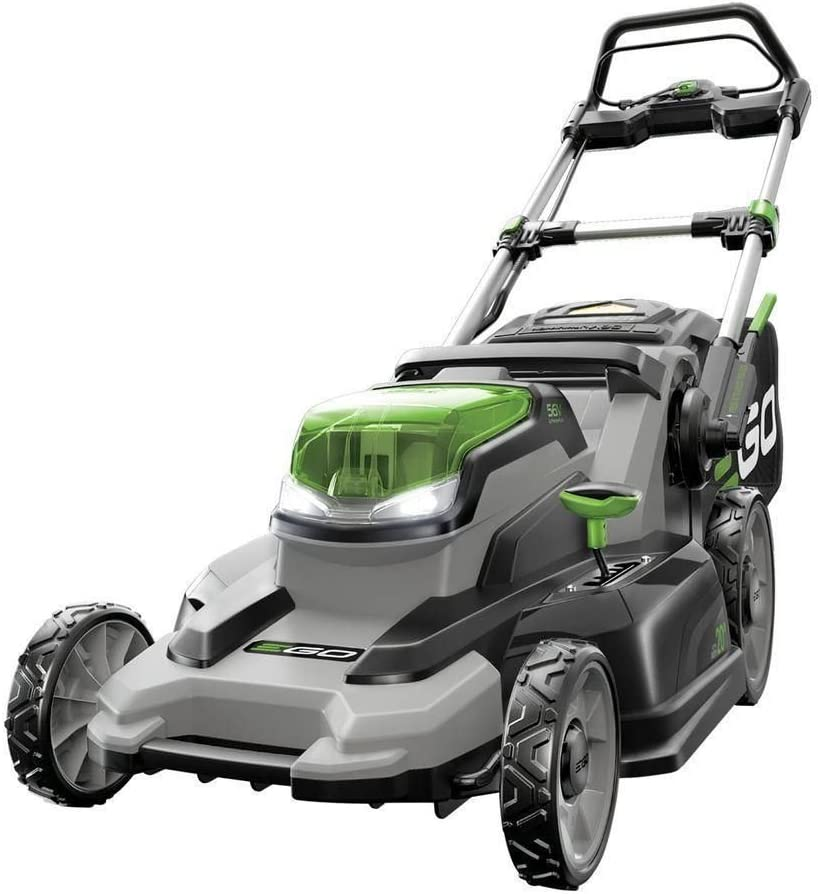EGO Power Best Electric Lawn Mower