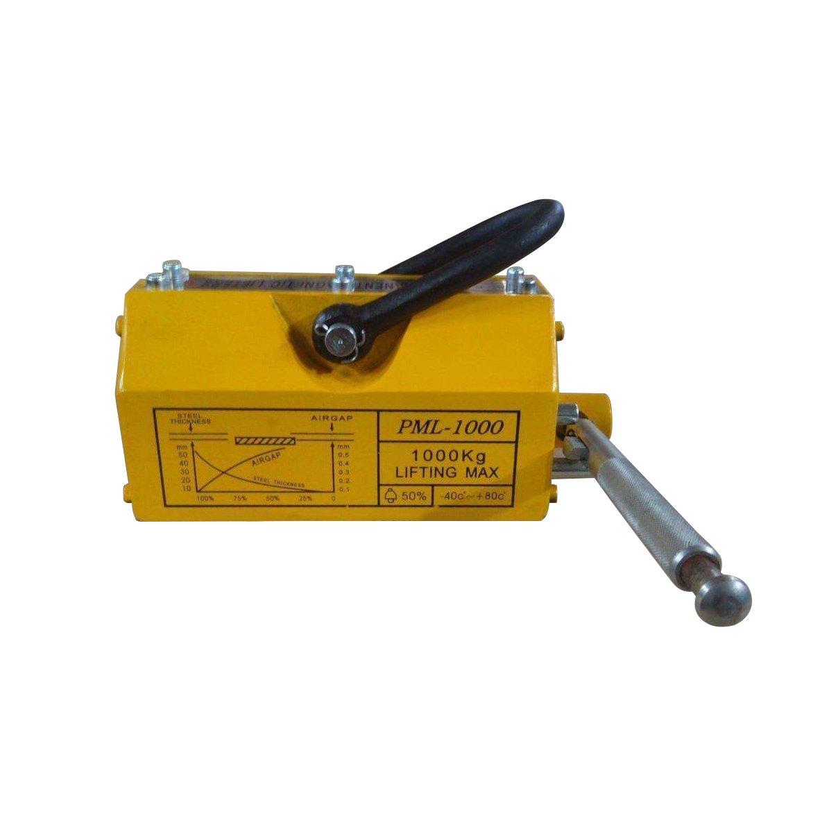 Steel Magnetic Lift 440LB Metal Lifting Magnet Hoist Shop Crane for heavy duty 200KG Neodymium Lift Hoist