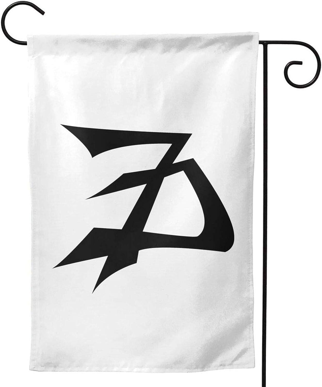 Fdivfdac Sevendust Garden Flag Vertical Double-Sided Spring and Summer Outdoor Decoration