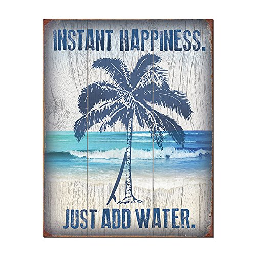 Instant Happiness Water Beach Rustic